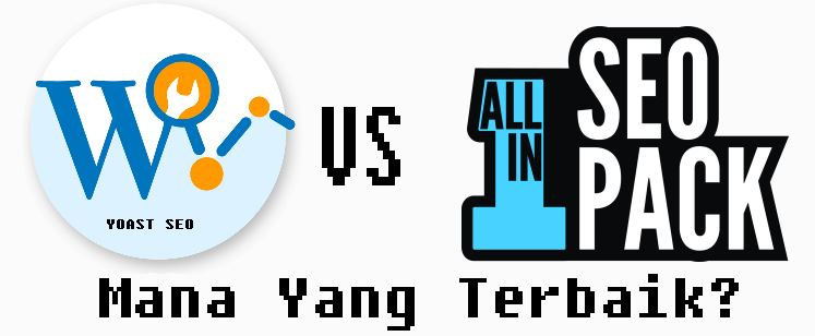 Plugin Wordpress All In One SEO pack VS Yoast SEO