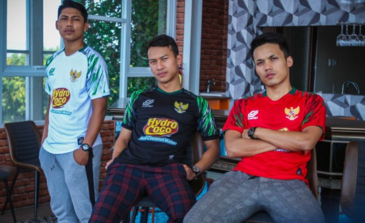 apparel timnas futsal indonesia 2020